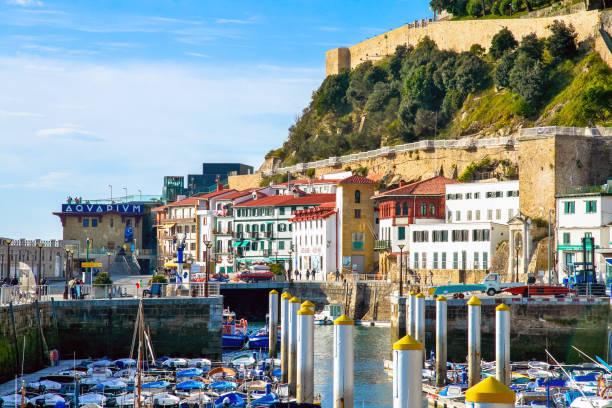 San Sebastian, Basque Country / Spain stock photo