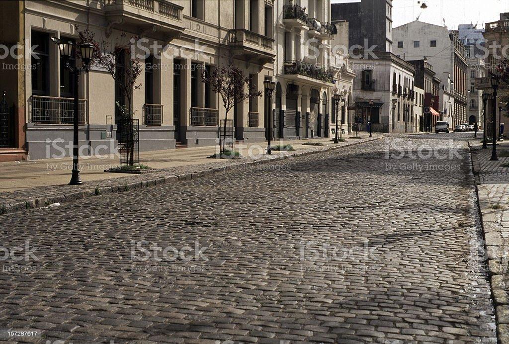 San Telmo, Buenos Aires, Argentina stock photo