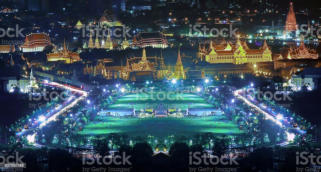 Sanamluang stock photo