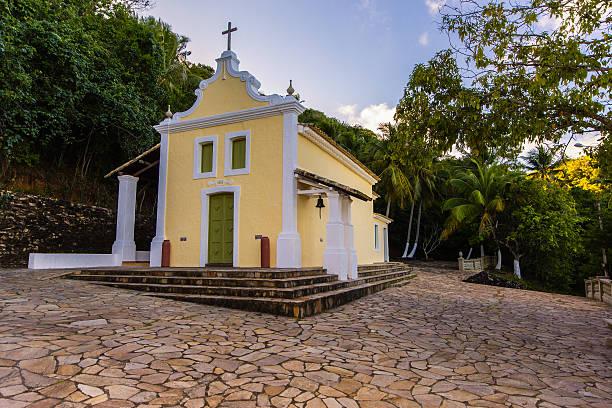 Sanctuary Nossa Senhora dos Remédios - Coqueiro Seco - Alagoas - Brazil – Foto