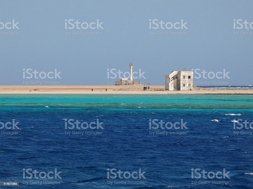 sand bank royalty-free stock photo