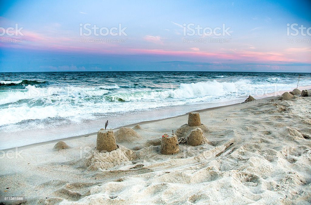 Sand Castle – Foto