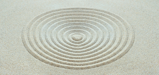 1026735510 istock photo Sand circle 1266810485