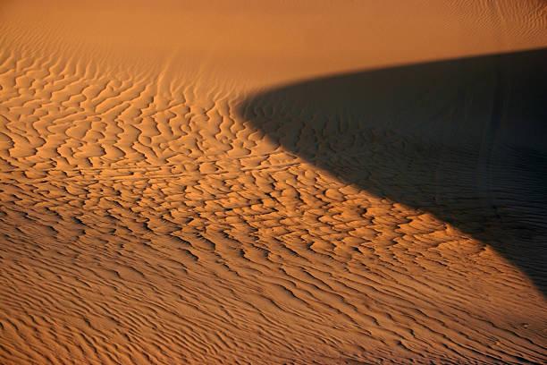 Sand Dune Desert stock photo