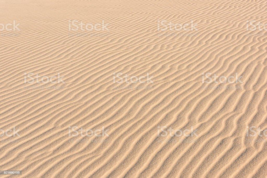 Sand Dune, Dessert, Textures of Nature stock photo