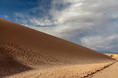 Sand Dune in Atacama Desert,Chile