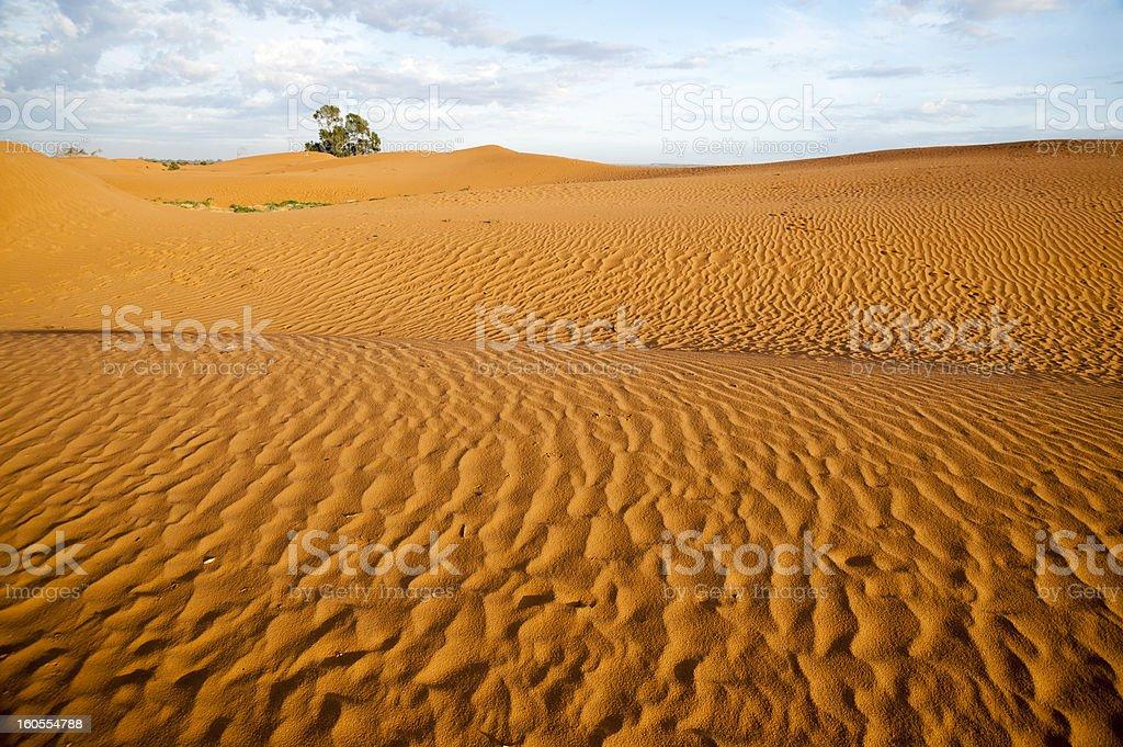 sand dune royalty-free stock photo