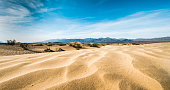 istock Sand dunes at Death Valley 1282097003