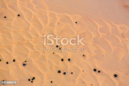 531886585 istock photo sand dunes from above 531886579