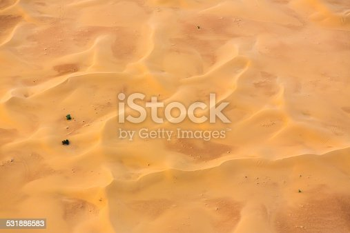 531886585 istock photo sand dunes from above 531886583