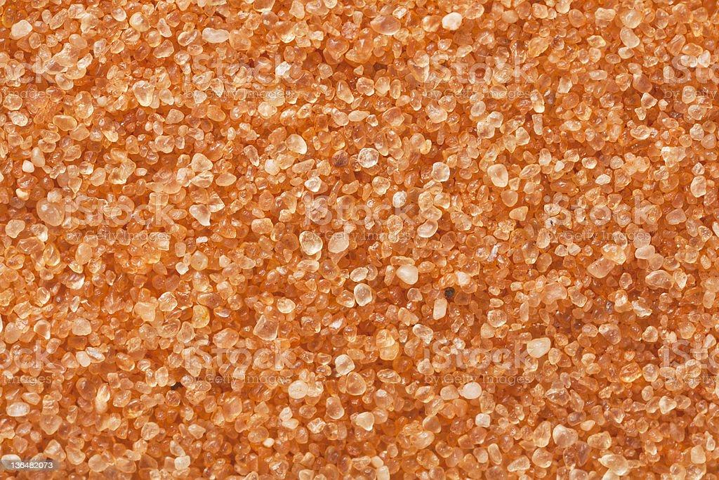 Grano de arena en 3 x vida-Tamaño - foto de stock