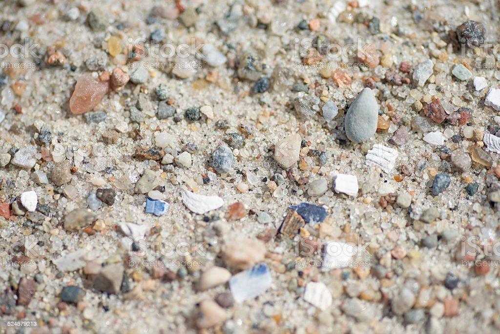 sand macro background stock photo