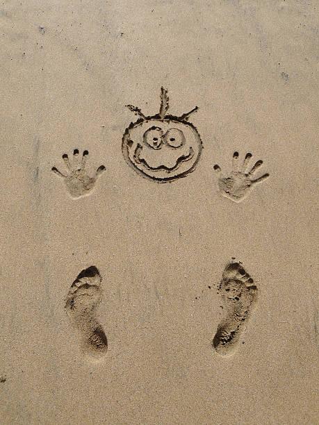 sand Mann – Foto