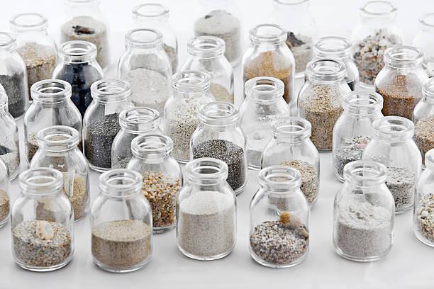 Sand Sammeln