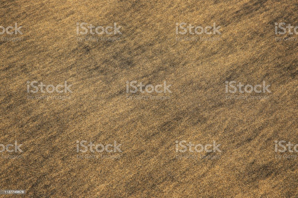 Sand on the beach texture for summer background – zdjęcie