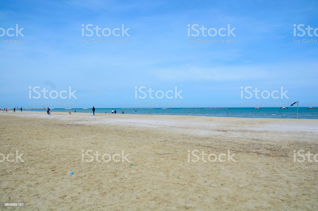 Sand on the beach2 royalty-free stock photo