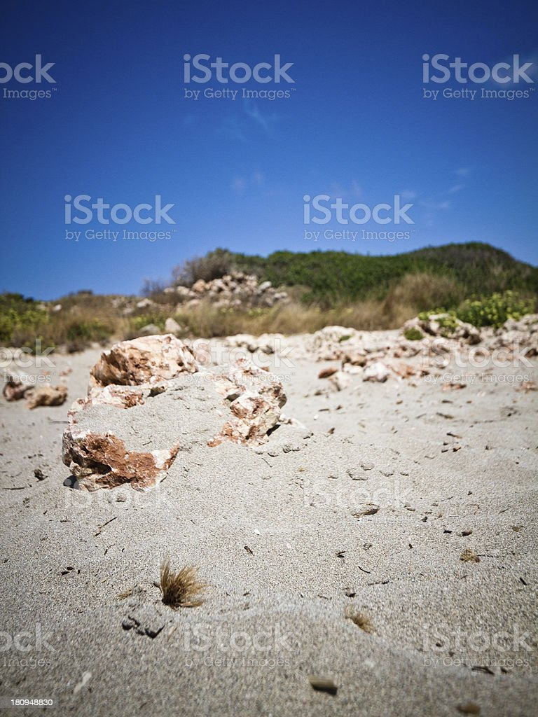 Sabbia - foto stock
