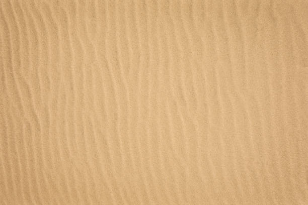 Sand Looking down on a clean sand sand stock pictures, royalty-free photos & images
