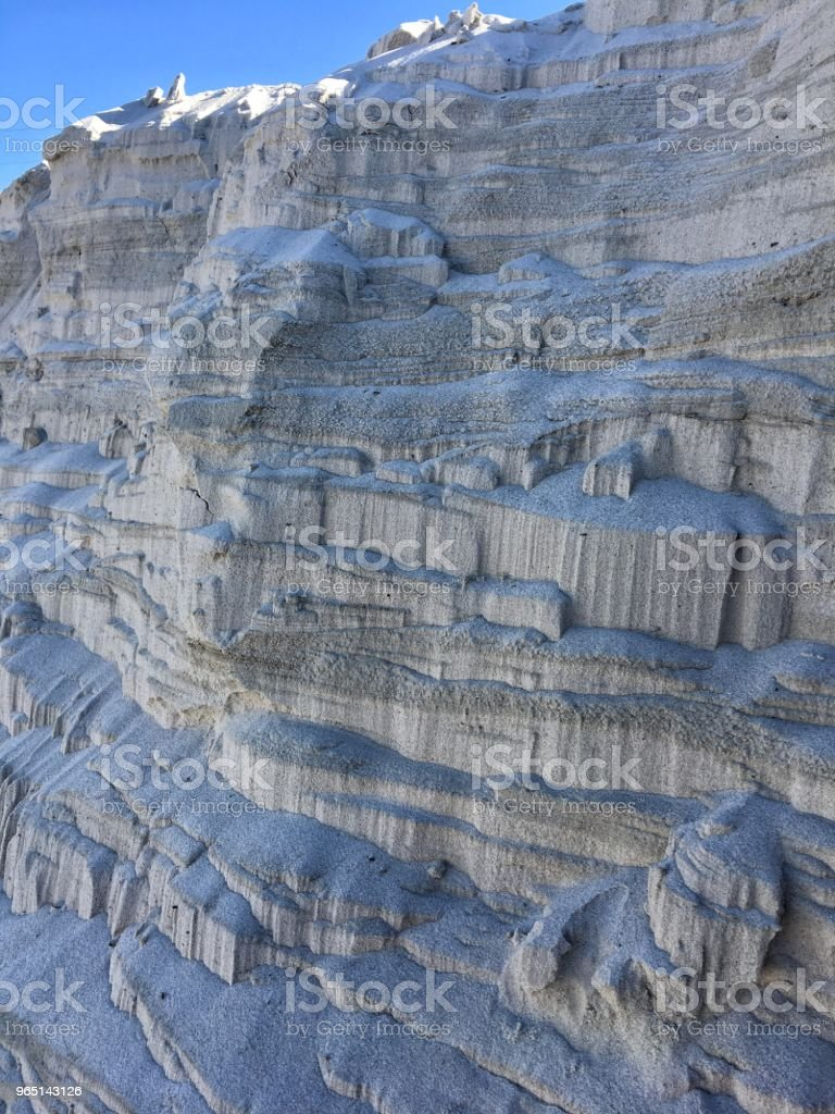 sand quarry royalty-free stock photo