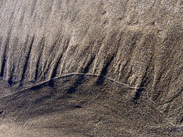 Sand Skin stock photo