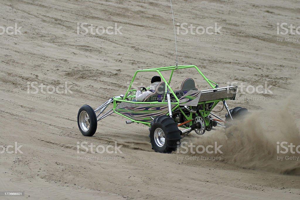 sand sports stock photo
