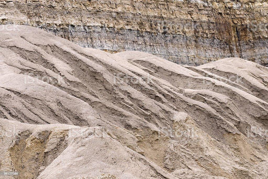 sand & stone royalty-free stock photo