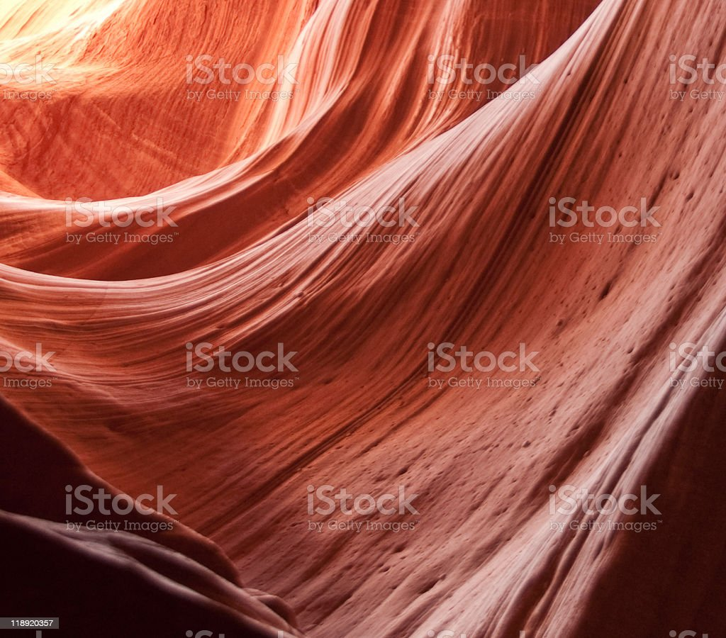 Sand stone pipe royalty-free stock photo