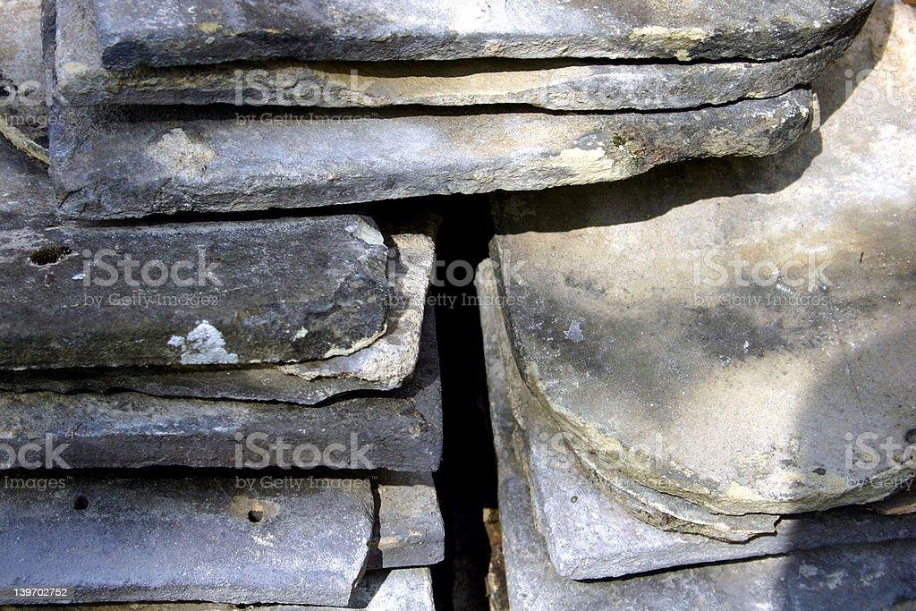 Sand stone Tiles royalty-free stock photo