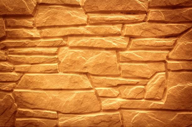 Piasek kamienny Mur tło – zdjęcie