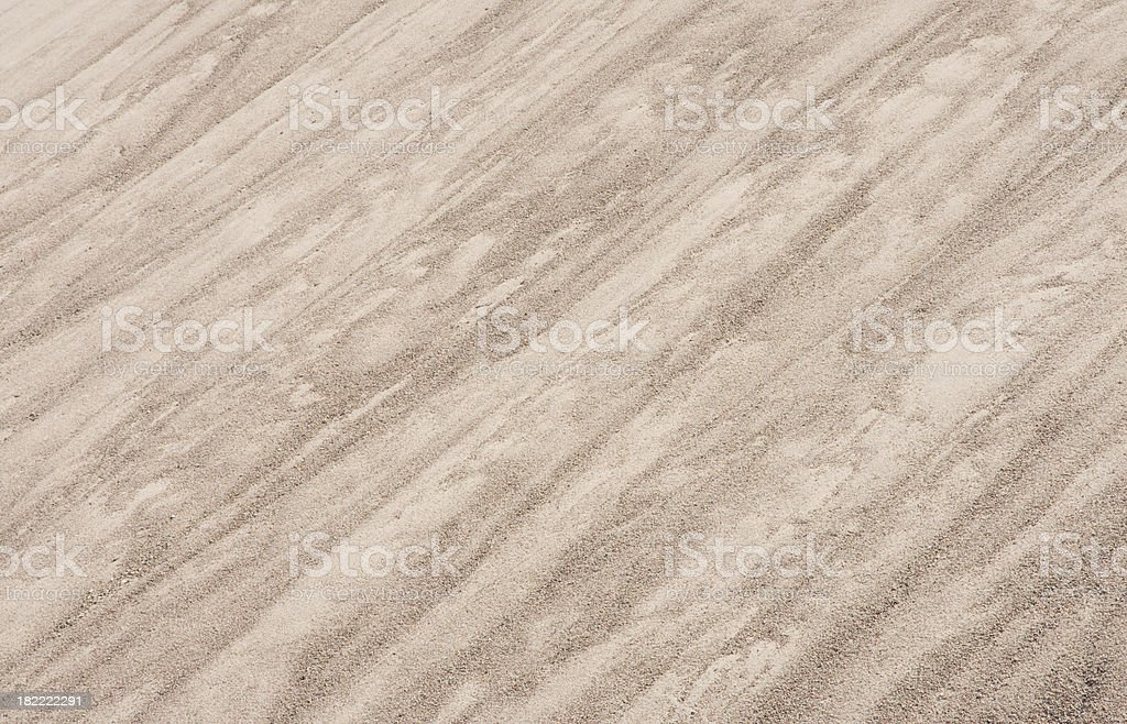 Sand structure royalty-free stock photo