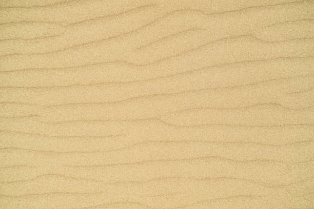 Sand Texture, Background Material. stock photo