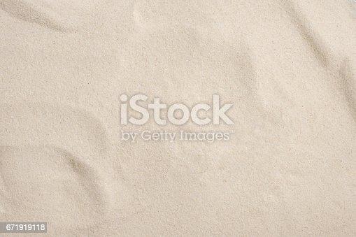 678719470 istock photo Sand texture background 671919118