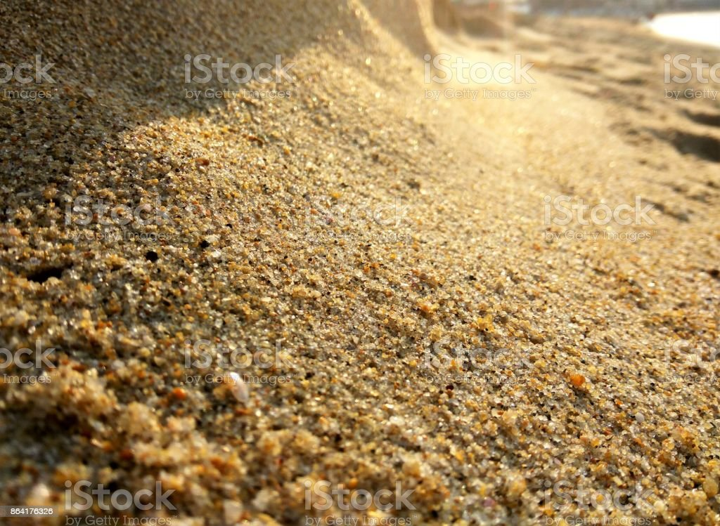 Sand texture background royalty-free stock photo