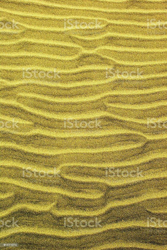 Sand textured stock photo
