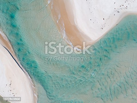 istock Sand Textures From Above 1022803866