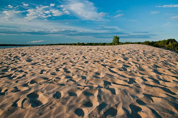 sandbanks provincial park - provincial park stock photos and pictures