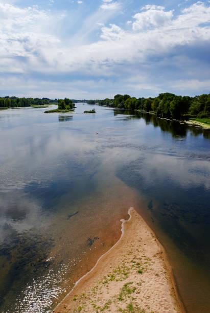 Sandbar dans la vallée de la Loire - Photo