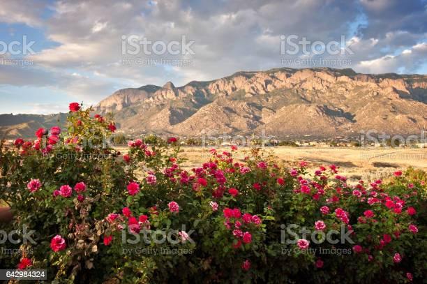 Photo of Sandia Mountains