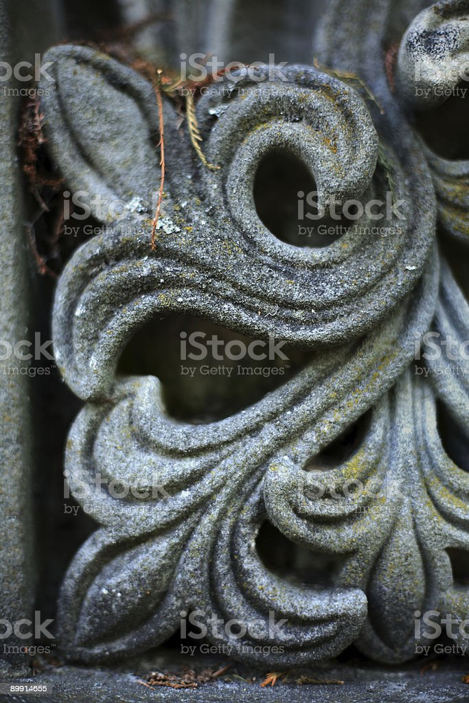 Arenaria Intagliare foto stock royalty-free