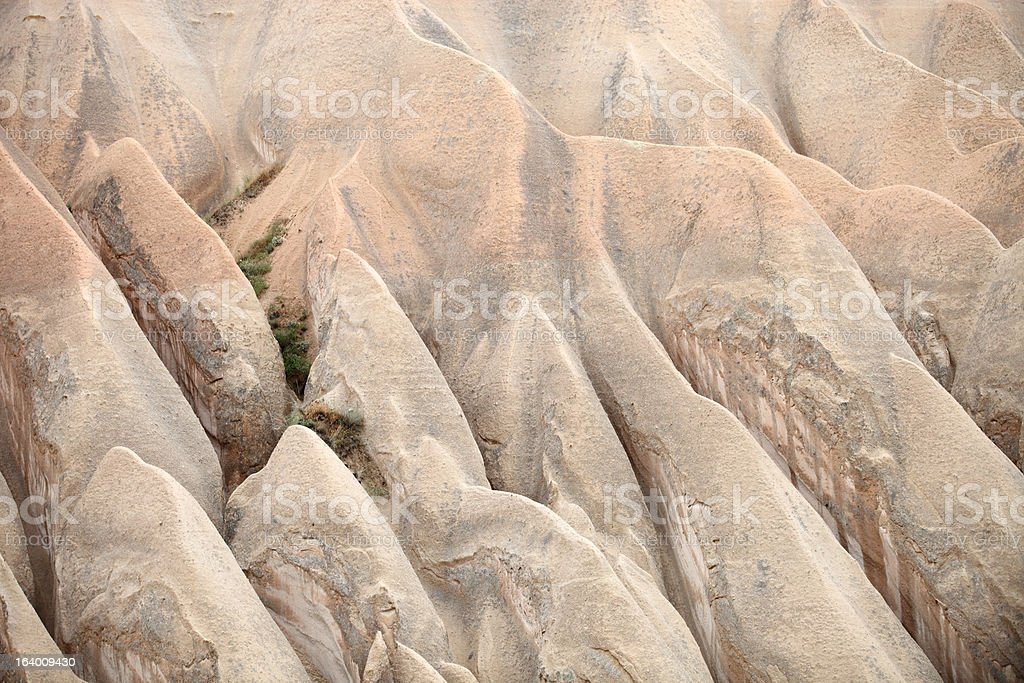 Sandstone formations royalty-free stock photo