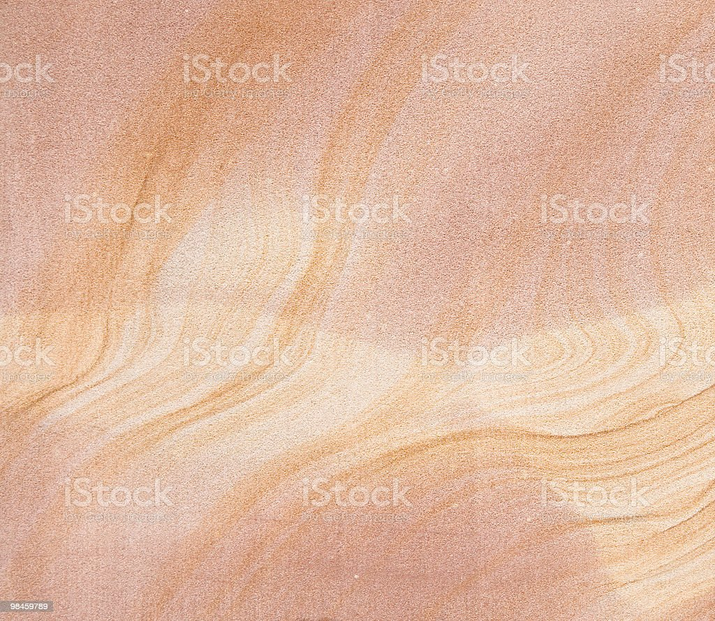 Sandstone Interesting Shapes royalty-free stock photo