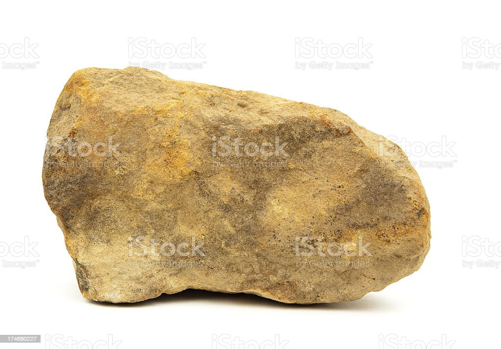 Sandstone Rock stock photo