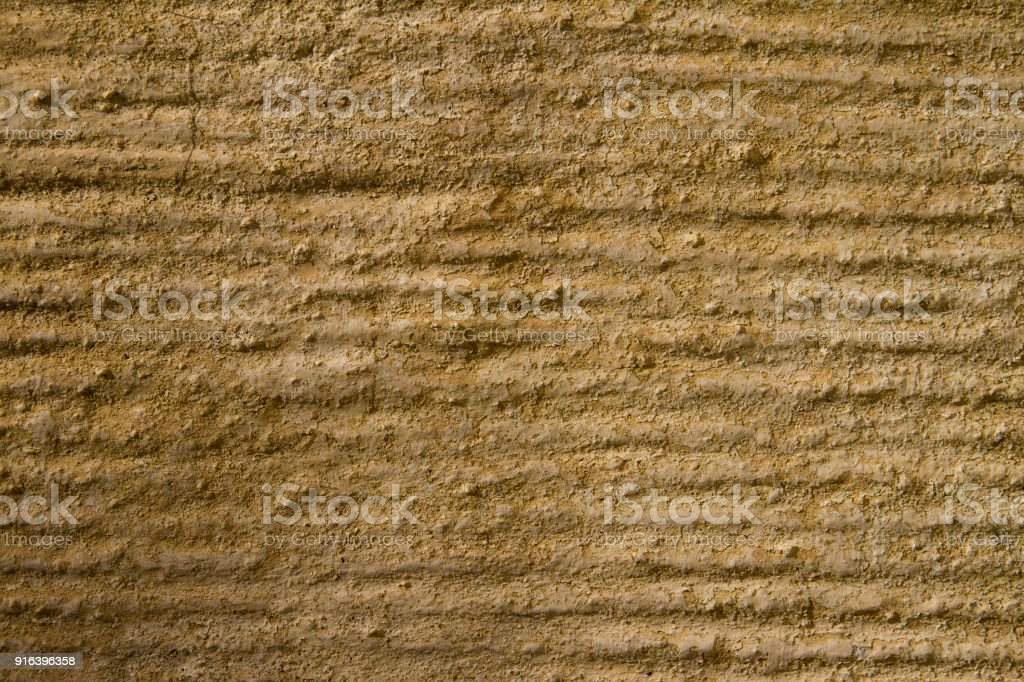 Sandstone texture wall stock photo