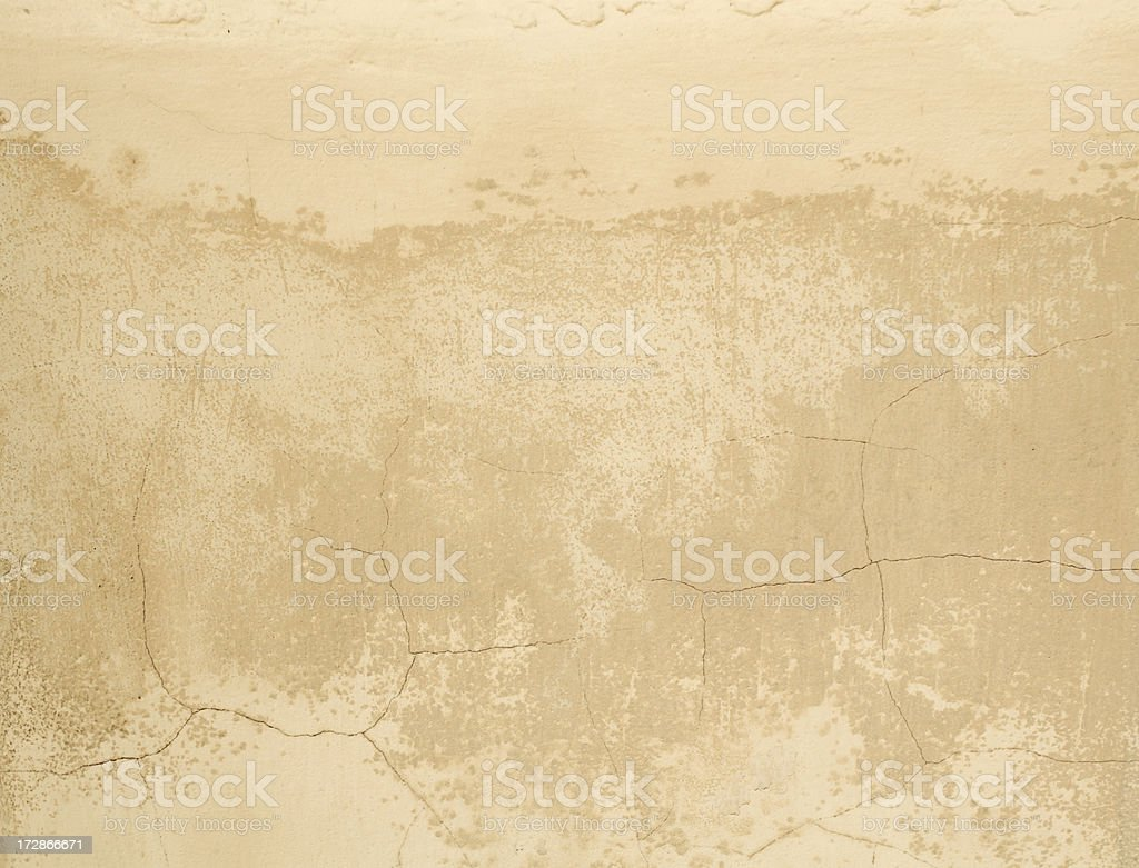 Sandstone, textured, wall background. royalty-free stock photo