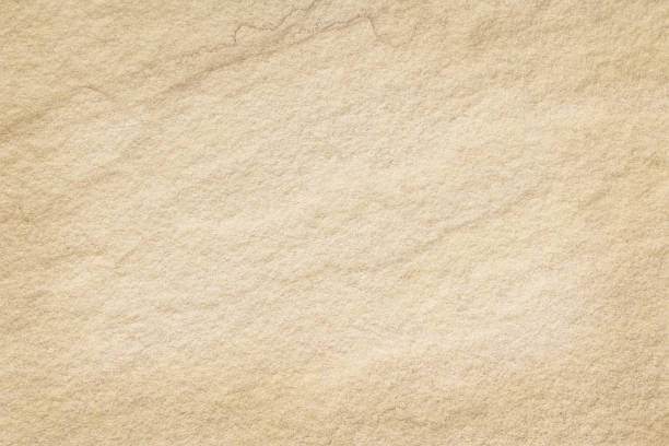 Sandstone wall texture in natural pattern with high resolution for background and design art work. stock photo
