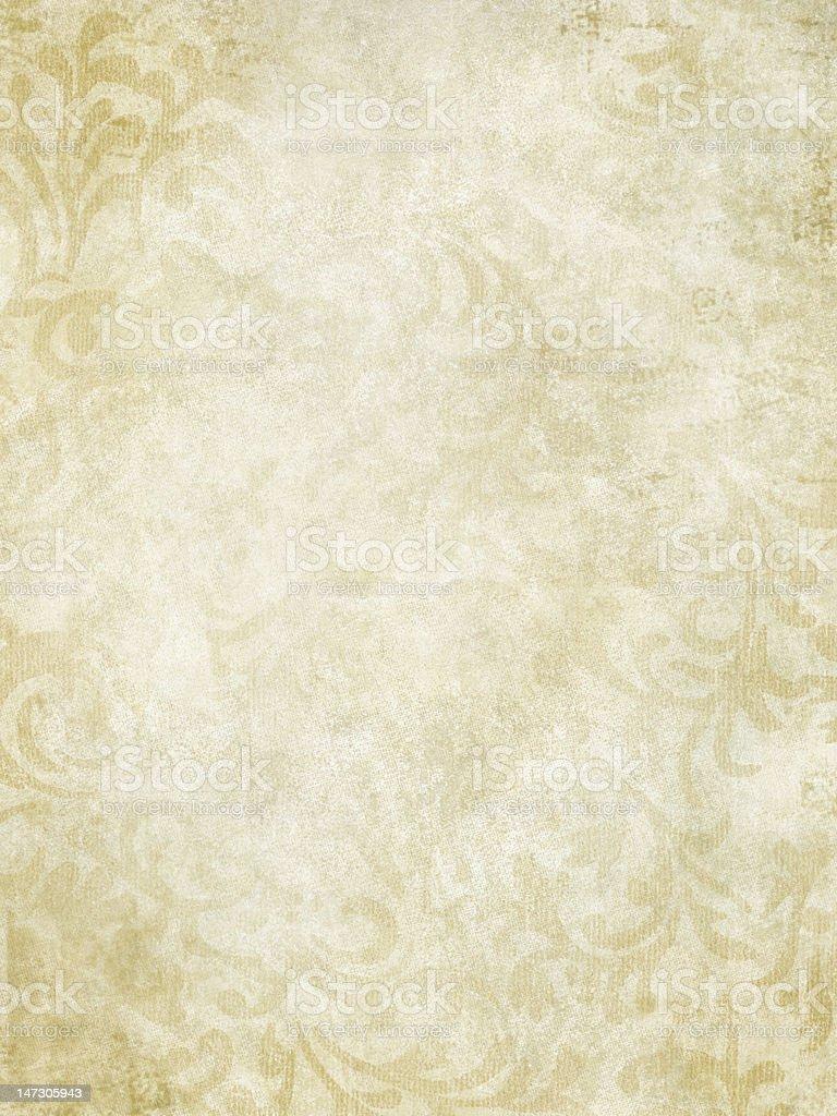 Sandwashed Floral royalty-free stock photo