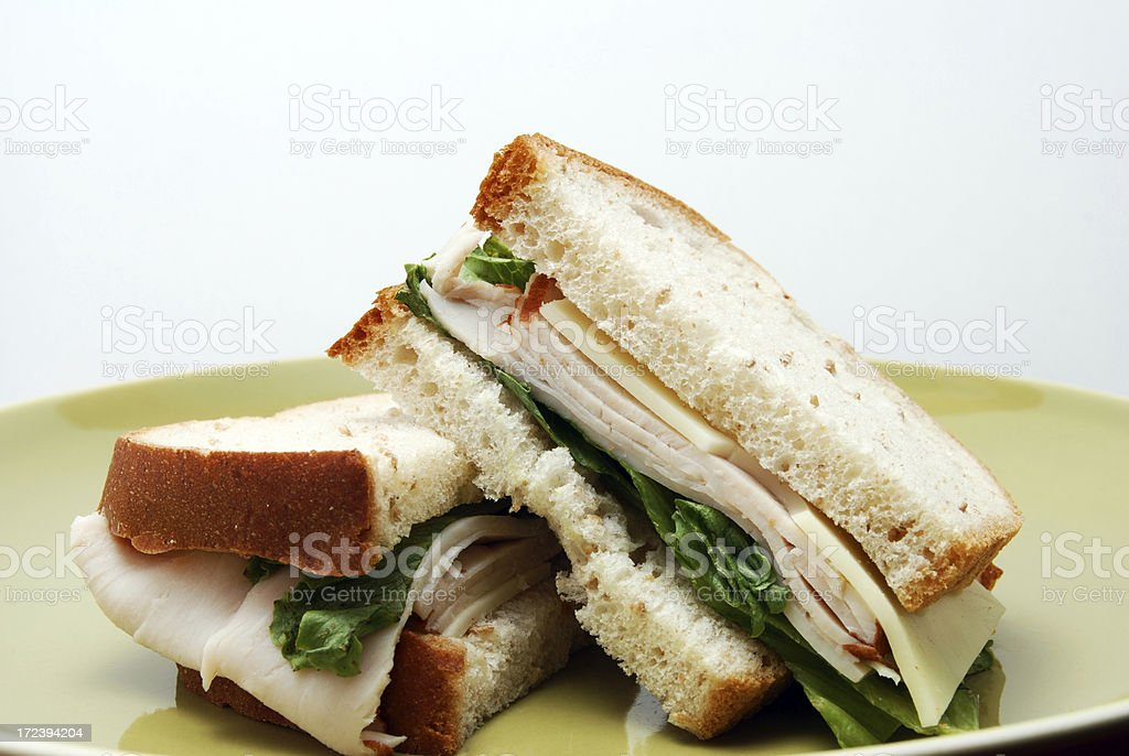 Sandwich 2 royalty-free stock photo