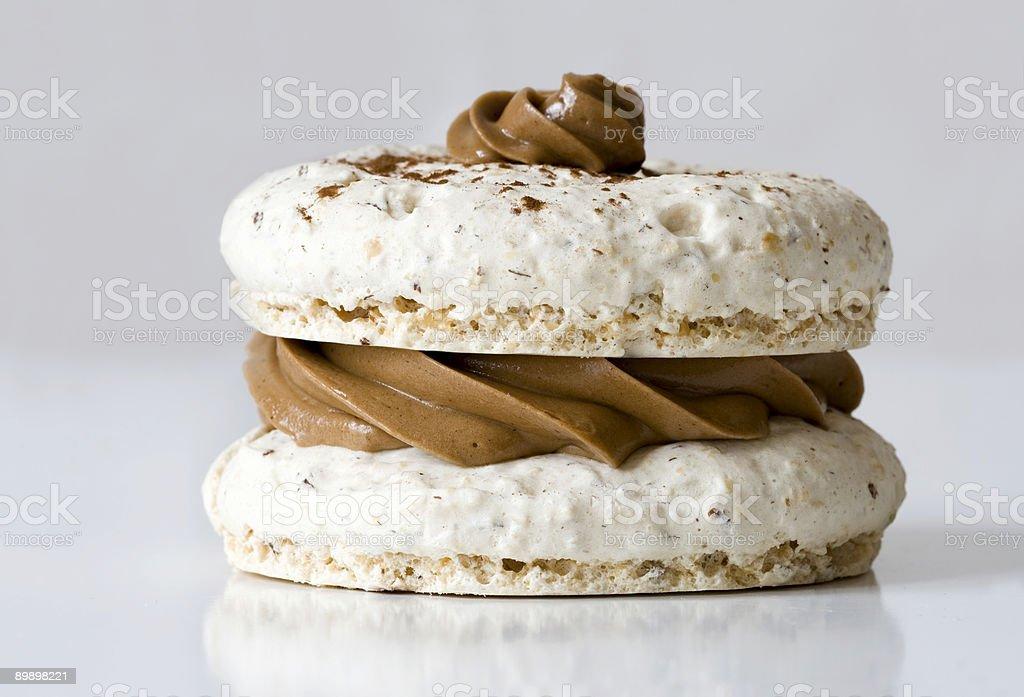sandwich gâteau photo libre de droits