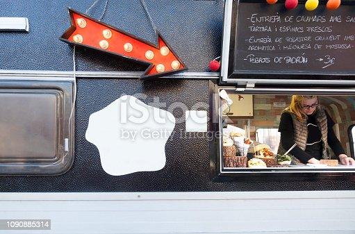 Sandwich Food truck