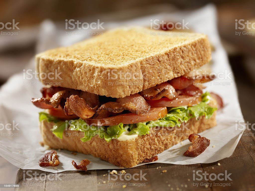 BLT-Sandwich – Foto